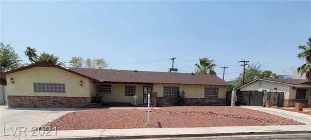 2100 Las Flores Street, Las Vegas, NV 89102 (MLS #2315587) :: The TR Team