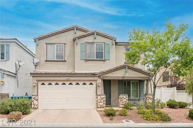 6254 W Tillman Crest Avenue, Las Vegas, NV 89139 (MLS #2315774) :: The Chris Binney Group | eXp Realty