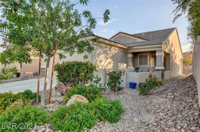 7805 Widewing Drive, North Las Vegas, NV 89084 (MLS #2315949) :: Custom Fit Real Estate Group