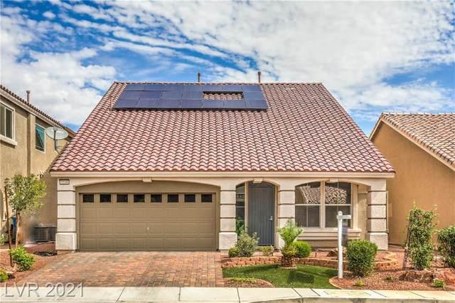 5538 Perry Creek Street, Las Vegas, NV 89141 (MLS #2315999) :: The Chris Binney Group | eXp Realty