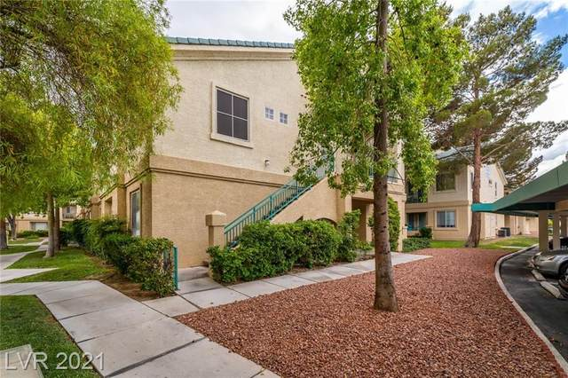 5155 W Tropicana Avenue #2132, Las Vegas, NV 89103 (MLS #2316071) :: The Melvin Team