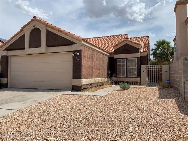 5763 Yerington Avenue, Las Vegas, NV 89110 (MLS #2316298) :: Galindo Group Real Estate