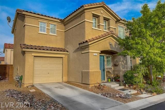 722 Shadwell Street, Las Vegas, NV 89178 (MLS #2316809) :: Hebert Group | Realty One Group