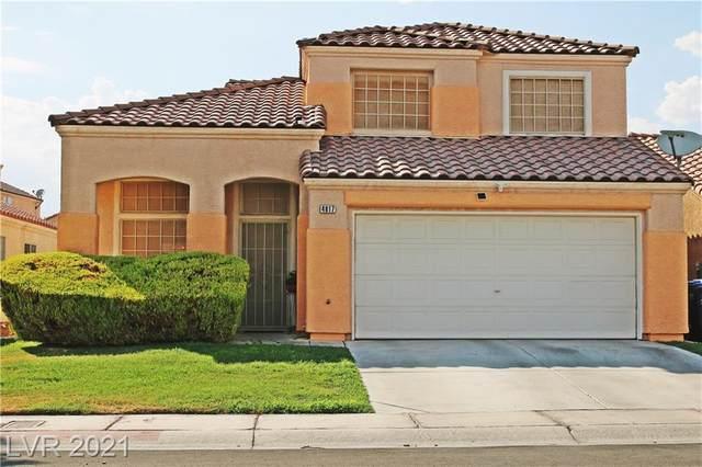 4817 Rancho Linda Court, North Las Vegas, NV 89031 (MLS #2316858) :: Signature Real Estate Group
