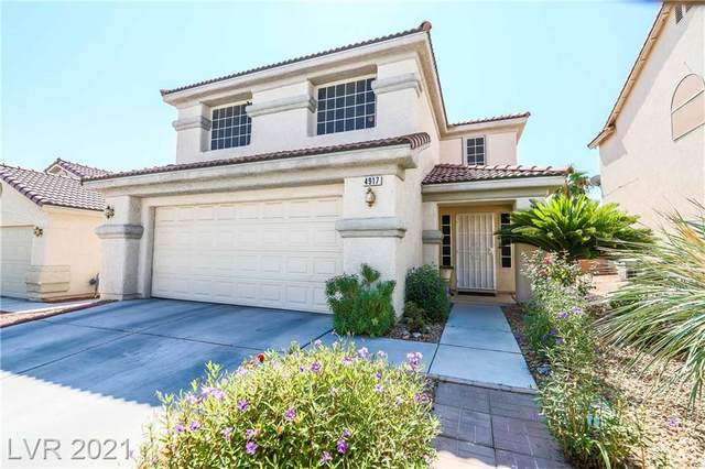 4917 Dancing Lights Avenue, Las Vegas, NV 89130 (MLS #2317042) :: Custom Fit Real Estate Group
