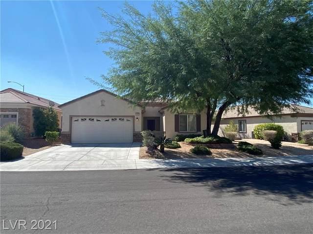 2435 Ashen Light Drive, Henderson, NV 89044 (MLS #2317172) :: Signature Real Estate Group