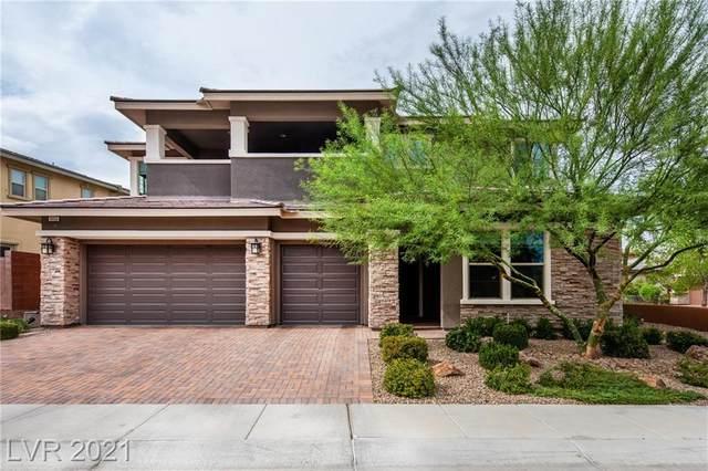5916 Heaven View Drive, Las Vegas, NV 89135 (MLS #2317180) :: Team Michele Dugan