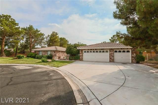 2781 Jim Hampton Court, Las Vegas, NV 89117 (MLS #2317327) :: Keller Williams Realty
