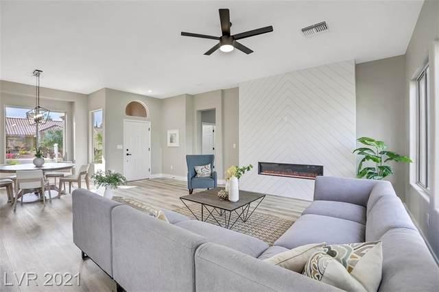 2812 Tumble Brook Drive, Las Vegas, NV 89134 (MLS #2317392) :: DT Real Estate