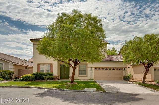 10685 Sidlaw Hills Court, Las Vegas, NV 89141 (MLS #2317422) :: Keller Williams Realty