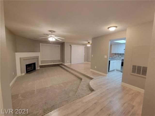 6250 W Flamingo Road #76, Las Vegas, NV 89103 (MLS #2317475) :: Lindstrom Radcliffe Group
