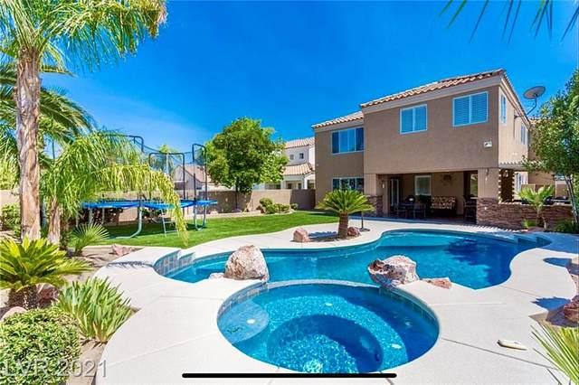 7936 Indian Cloud Avenue, Las Vegas, NV 89129 (MLS #2317482) :: Keller Williams Realty