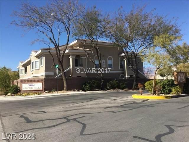 9330 W Maule Avenue #119, Las Vegas, NV 89148 (MLS #2317554) :: Galindo Group Real Estate