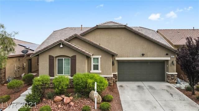 10311 Artful Stone Avenue, Las Vegas, NV 89149 (MLS #2317594) :: Vestuto Realty Group