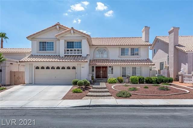 9571 Stoney Creek Drive, Las Vegas, NV 89117 (MLS #2317650) :: Keller Williams Realty