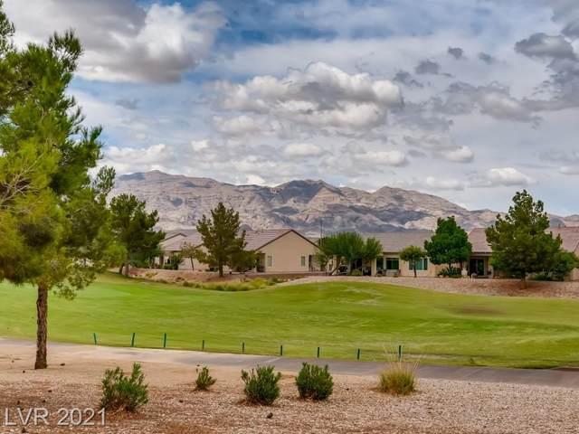 2508 Lark Sparrow Street, North Las Vegas, NV 89084 (MLS #2317700) :: Keller Williams Realty