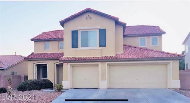 1607 Gentle Brook Street, North Las Vegas, NV 89084 (MLS #2317764) :: Kypreos Team