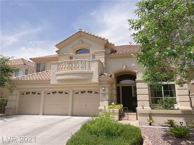 1905 Corta Bella Drive, Las Vegas, NV 89134 (MLS #2317839) :: The Melvin Team