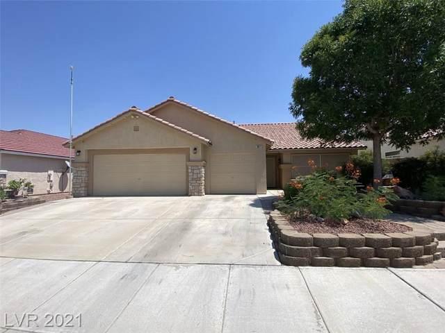 3624 N Jensen Street, Las Vegas, NV 89129 (MLS #2317856) :: Lindstrom Radcliffe Group