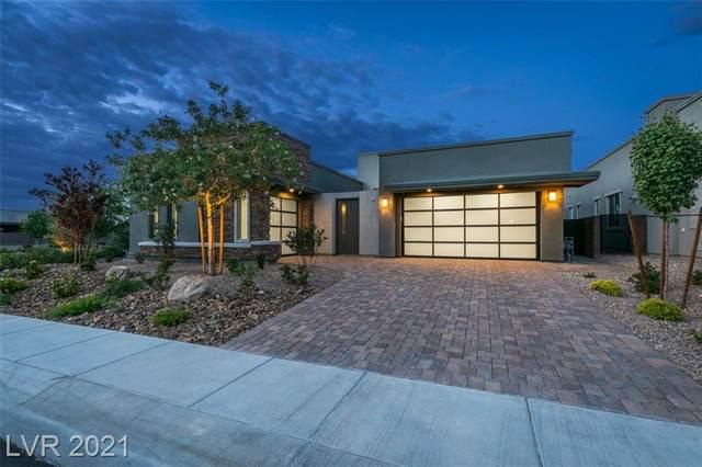 6194 Stone Rise Street, Las Vegas, NV 89135 (MLS #2317999) :: Lindstrom Radcliffe Group
