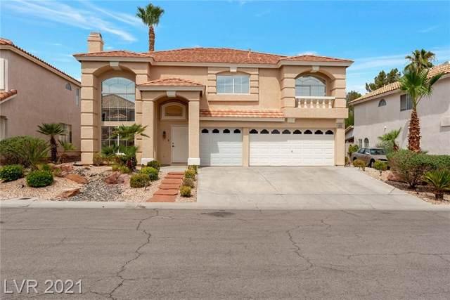 9655 Summer Cypress Street, Las Vegas, NV 89123 (MLS #2318046) :: Jeffrey Sabel