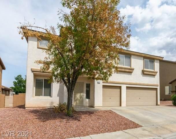 22 Desert Gallery Street, Henderson, NV 89012 (MLS #2318108) :: The Shear Team