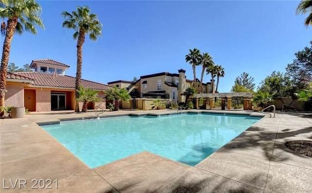 2801 N Rainbow Boulevard #134, Las Vegas, NV 89108 (MLS #2318617) :: Jeffrey Sabel