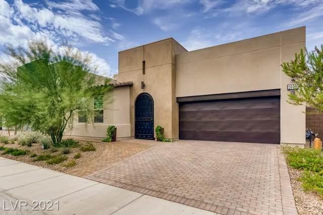 1608 Rock Ridge Place, North Las Vegas, NV 89084 (MLS #2318683) :: Signature Real Estate Group