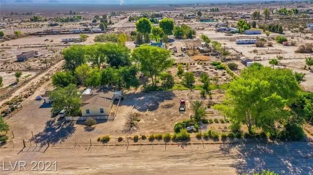 2330 Shasta Street, Sandy Valley, NV 89019 (MLS #2318857) :: Hebert Group | eXp Realty