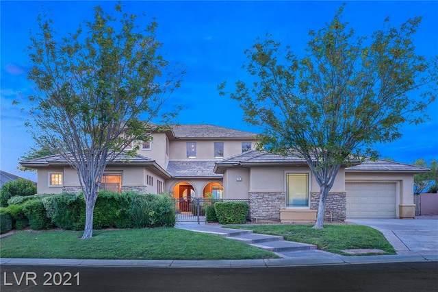 8 Mallard Creek Trail, Henderson, NV 89052 (MLS #2319082) :: Custom Fit Real Estate Group