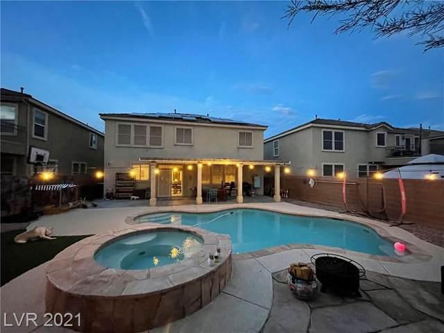 7017 North Pink Flamingos Place, North Las Vegas, NV 89084 (MLS #2319310) :: ERA Brokers Consolidated / Sherman Group
