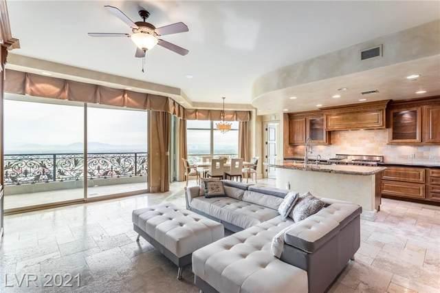 9101 Alta Drive #1406, Las Vegas, NV 89145 (MLS #2319334) :: Hebert Group | eXp Realty