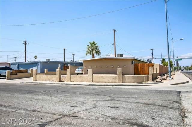 4513 Pacyna Street, Las Vegas, NV 89122 (MLS #2319432) :: Lindstrom Radcliffe Group