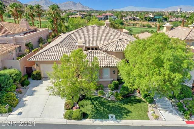 11580 Evergreen Creek Lane, Las Vegas, NV 89135 (MLS #2319486) :: Lindstrom Radcliffe Group