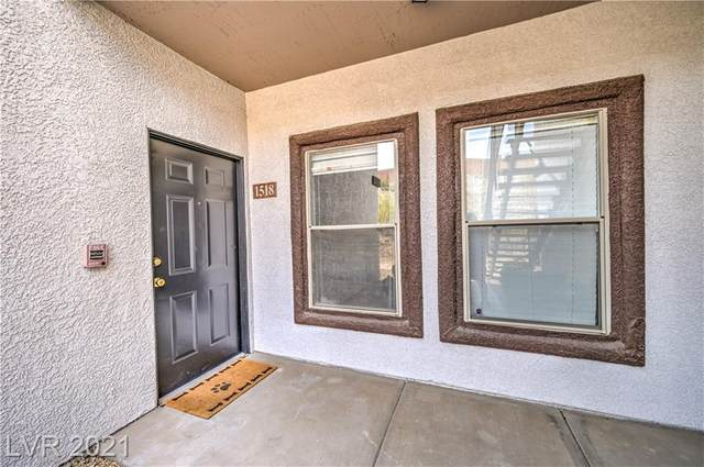 45 Maleena Mesa Street #1518, Henderson, NV 89074 (MLS #2319573) :: Jeffrey Sabel