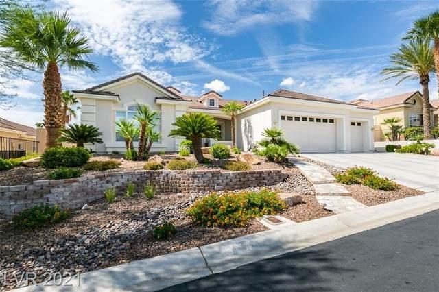 10809 Sleepy River Avenue, Las Vegas, NV 89144 (MLS #2319713) :: Custom Fit Real Estate Group