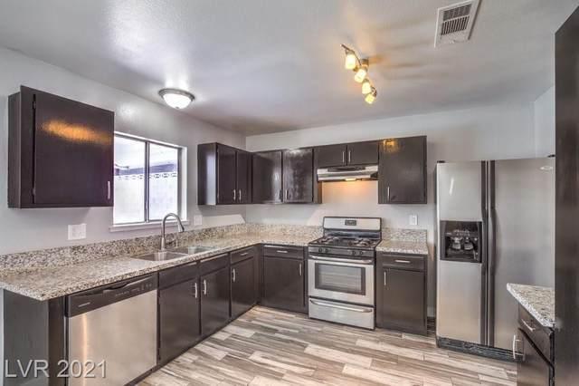 4537 Dennis Way, Las Vegas, NV 89121 (MLS #2319822) :: Lindstrom Radcliffe Group