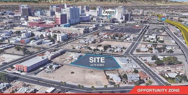 328 N 9th Street, Las Vegas, NV 89101 (MLS #2319823) :: Galindo Group Real Estate