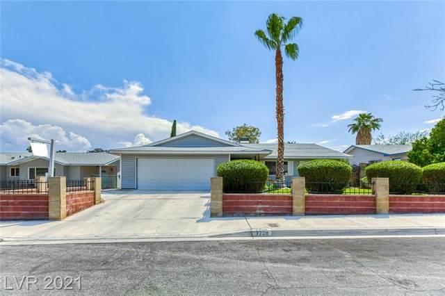 7709 Peacock Avenue, Las Vegas, NV 89145 (MLS #2320074) :: Keller Williams Realty