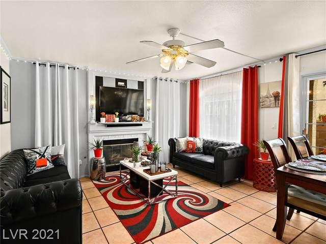 5326 Chili Pepper Street, Las Vegas, NV 89118 (MLS #2320379) :: The Chris Binney Group | eXp Realty