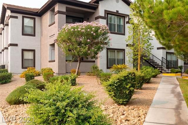 45 Maleena Mesa Street #814, Henderson, NV 89074 (MLS #2320510) :: The Perna Group