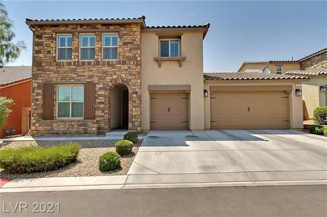 917 Silent Sunset Avenue, North Las Vegas, NV 89084 (MLS #2320552) :: Custom Fit Real Estate Group