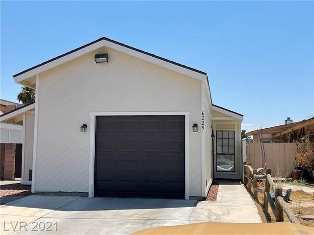6229 Don Zarembo Avenue, Las Vegas, NV 89108 (MLS #2320669) :: Custom Fit Real Estate Group