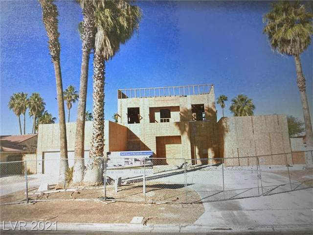 316 Lacy Lane, Las Vegas, NV 89107 (MLS #2320836) :: Keller Williams Realty
