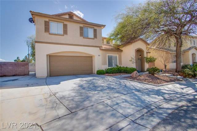 3715 Champagne Wood Drive, North Las Vegas, NV 89031 (MLS #2320876) :: Lindstrom Radcliffe Group