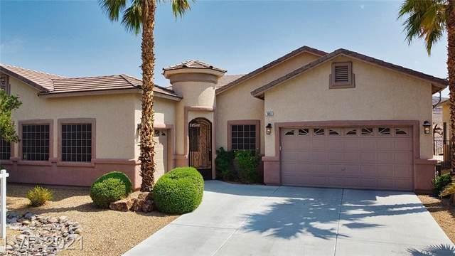 5653 Buena Martina Way, Las Vegas, NV 89141 (MLS #2320877) :: Lindstrom Radcliffe Group