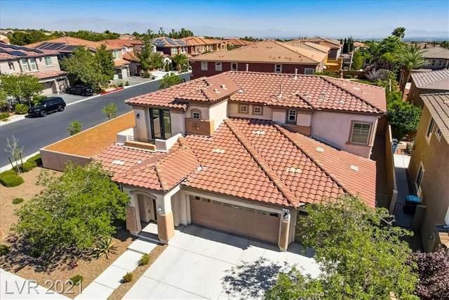 512 Los Dolces Street, Las Vegas, NV 89138 (MLS #2321109) :: Keller Williams Realty