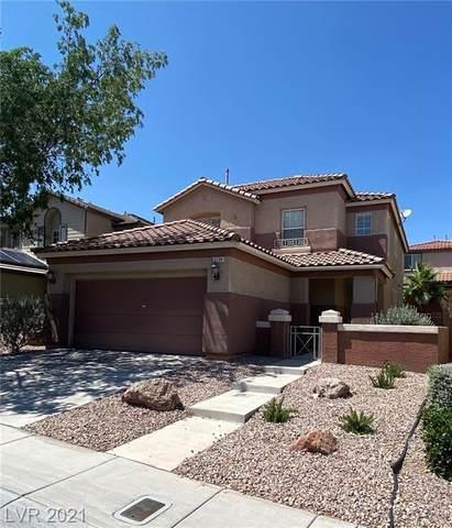 11704 Villa Malaparte Avenue, Las Vegas, NV 89138 (MLS #2321230) :: Galindo Group Real Estate