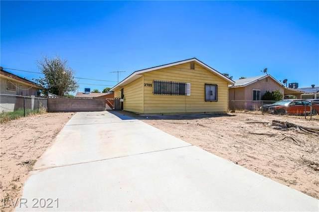 3705 Haddock Avenue, North Las Vegas, NV 89030 (MLS #2321536) :: Keller Williams Realty