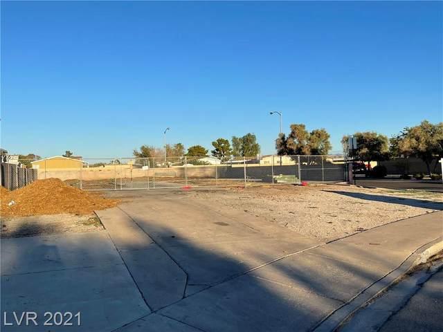 3490 Huerta Drive, Las Vegas, NV 89121 (MLS #2321740) :: Team Michele Dugan